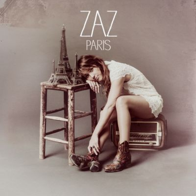 Paris (Deluxe Edition, CD+DVD), Zaz