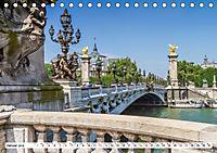 PARIS Französisches Flair und Historie (Tischkalender 2019 DIN A5 quer) - Produktdetailbild 1