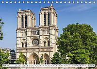 PARIS Französisches Flair und Historie (Tischkalender 2019 DIN A5 quer) - Produktdetailbild 4