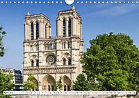 PARIS Französisches Flair und Historie (Wandkalender 2019 DIN A4 quer) - Produktdetailbild 4
