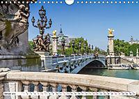 PARIS Französisches Flair und Historie (Wandkalender 2019 DIN A4 quer) - Produktdetailbild 1