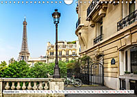 PARIS Französisches Flair und Historie (Wandkalender 2019 DIN A4 quer) - Produktdetailbild 12