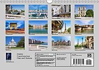 PARIS Französisches Flair und Historie (Wandkalender 2019 DIN A4 quer) - Produktdetailbild 13