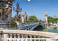 PARIS Französisches Flair und Historie (Wandkalender 2019 DIN A3 quer) - Produktdetailbild 1