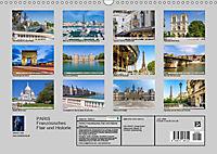 PARIS Französisches Flair und Historie (Wandkalender 2019 DIN A3 quer) - Produktdetailbild 13