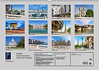 PARIS Französisches Flair und Historie (Wandkalender 2019 DIN A2 quer) - Produktdetailbild 13