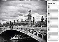 Paris ...immer eine Reise wert! (Wandkalender 2018 DIN A2 quer) - Produktdetailbild 1