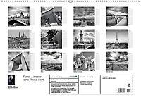 Paris ...immer eine Reise wert! (Wandkalender 2018 DIN A2 quer) - Produktdetailbild 13