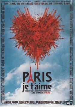 Paris je t'aime, DVD, Paris Je T'aime