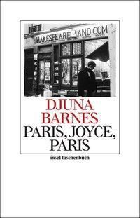 Paris, Joyce, Paris, Djuna Barnes