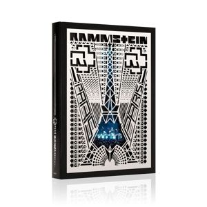 Paris (Limited Fan Edition, 2 CDs + Blu-ray im DVD-Format mit Metallplattendeckel), Rammstein