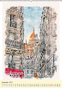 Paris - malerische Metropole (Wandkalender 2019 DIN A2 hoch) - Produktdetailbild 12
