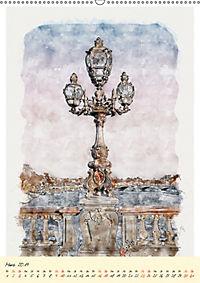 Paris - malerische Metropole (Wandkalender 2019 DIN A2 hoch) - Produktdetailbild 3