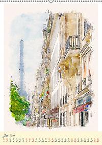 Paris - malerische Metropole (Wandkalender 2019 DIN A2 hoch) - Produktdetailbild 6