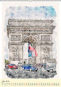 Paris - malerische Metropole (Wandkalender 2019 DIN A2 hoch) - Produktdetailbild 7