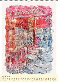 Paris - malerische Metropole (Wandkalender 2019 DIN A2 hoch) - Produktdetailbild 8