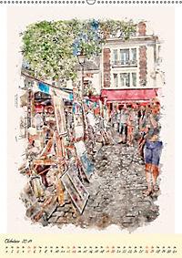 Paris - malerische Metropole (Wandkalender 2019 DIN A2 hoch) - Produktdetailbild 10