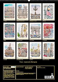 Paris - malerische Metropole (Wandkalender 2019 DIN A2 hoch) - Produktdetailbild 13
