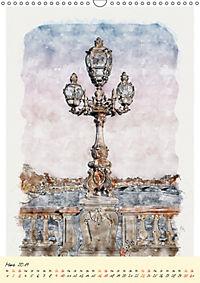 Paris - malerische Metropole (Wandkalender 2019 DIN A3 hoch) - Produktdetailbild 3