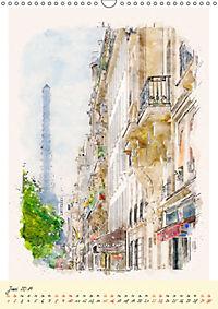 Paris - malerische Metropole (Wandkalender 2019 DIN A3 hoch) - Produktdetailbild 6