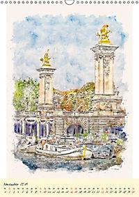 Paris - malerische Metropole (Wandkalender 2019 DIN A3 hoch) - Produktdetailbild 11