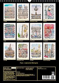 Paris - malerische Metropole (Wandkalender 2019 DIN A3 hoch) - Produktdetailbild 13