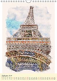 Paris - malerische Metropole (Wandkalender 2019 DIN A4 hoch) - Produktdetailbild 9