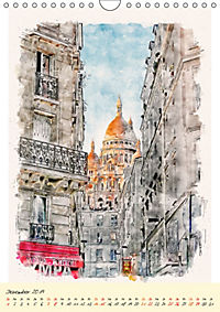 Paris - malerische Metropole (Wandkalender 2019 DIN A4 hoch) - Produktdetailbild 12
