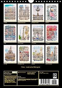 Paris - malerische Metropole (Wandkalender 2019 DIN A4 hoch) - Produktdetailbild 13