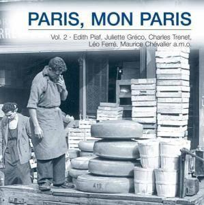 Paris,Mon Paris Vol.2, Diverse Interpreten