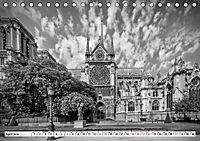 PARIS Monochrome Impressionen (Tischkalender 2019 DIN A5 quer) - Produktdetailbild 4