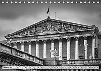 PARIS Monochrome Impressionen (Tischkalender 2019 DIN A5 quer) - Produktdetailbild 10