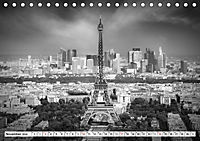 PARIS Monochrome Impressionen (Tischkalender 2019 DIN A5 quer) - Produktdetailbild 11