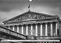PARIS Monochrome Impressionen (Wandkalender 2019 DIN A3 quer) - Produktdetailbild 10