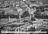 PARIS Monochrome Impressionen (Wandkalender 2019 DIN A3 quer) - Produktdetailbild 2