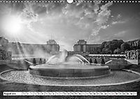 PARIS Monochrome Impressionen (Wandkalender 2019 DIN A3 quer) - Produktdetailbild 8