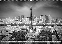 PARIS Monochrome Impressionen (Wandkalender 2019 DIN A3 quer) - Produktdetailbild 11