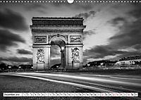 PARIS Monochrome Impressionen (Wandkalender 2019 DIN A3 quer) - Produktdetailbild 12