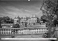 PARIS Monochrome Impressionen (Wandkalender 2019 DIN A2 quer) - Produktdetailbild 6