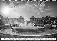 PARIS Monochrome Impressionen (Wandkalender 2019 DIN A2 quer) - Produktdetailbild 8