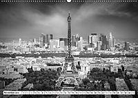 PARIS Monochrome Impressionen (Wandkalender 2019 DIN A2 quer) - Produktdetailbild 11