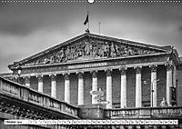 PARIS Monochrome Impressionen (Wandkalender 2019 DIN A2 quer) - Produktdetailbild 10
