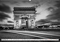 PARIS Monochrome Impressionen (Wandkalender 2019 DIN A2 quer) - Produktdetailbild 12