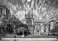 PARIS Monochrome Impressionen (Wandkalender 2019 DIN A4 quer) - Produktdetailbild 4