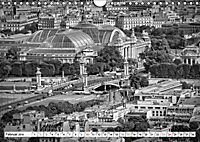 PARIS Monochrome Impressionen (Wandkalender 2019 DIN A4 quer) - Produktdetailbild 2