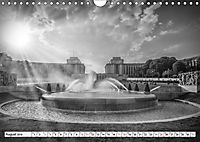 PARIS Monochrome Impressionen (Wandkalender 2019 DIN A4 quer) - Produktdetailbild 8