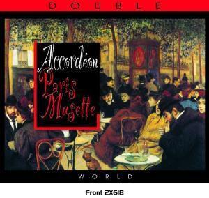Paris Musette, 2 CDs, Diverse Interpreten