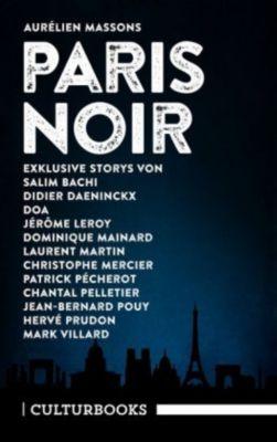 PARIS NOIR, Didier Daeninckx, Jérôme Leroy