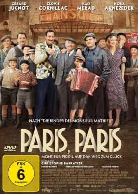 Paris, Paris, Christophe Barratier, Pierre Philippe, Julien Rappeneau