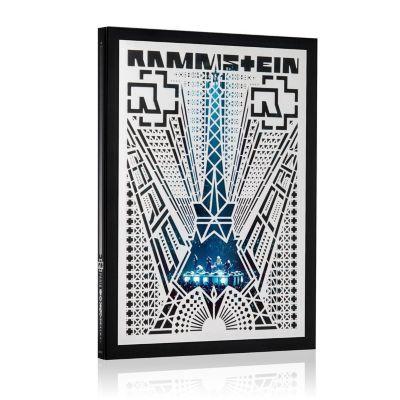 Paris (Special Edition, 2 CDs + DVD), Rammstein